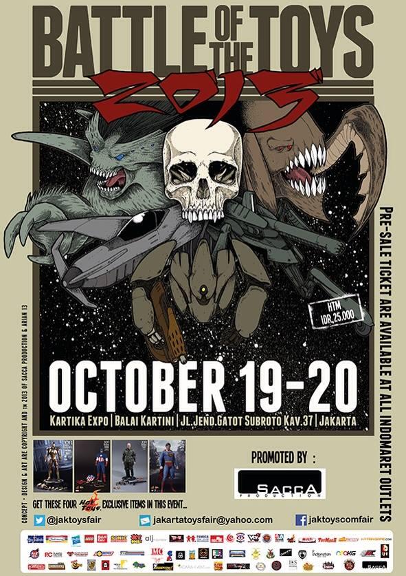 BoTT 2013 Poster